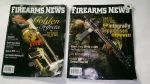 雑誌『FIREARMS NEWS』 x2冊