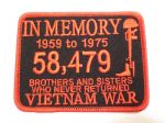 IN MEMORY...VIETNAM WAR 赤