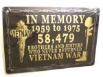 IN MEMORY...VIETNAM WAR