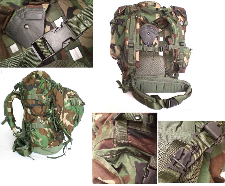 90 Field Pack with Internal Frame CFP